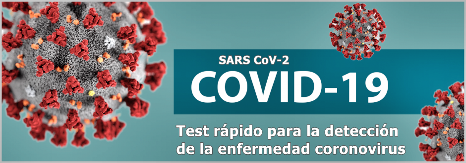 Solicitar Test Covid 19